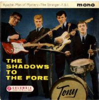 Shadows,The - To The Fore (SEG 8094)